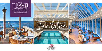 By Special Invitation - Viking Orion Ship Inspection in Newcastle