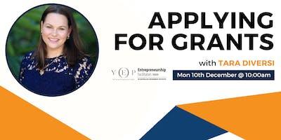 Grant Writing for Entrepreneurs & Small Business Workshop