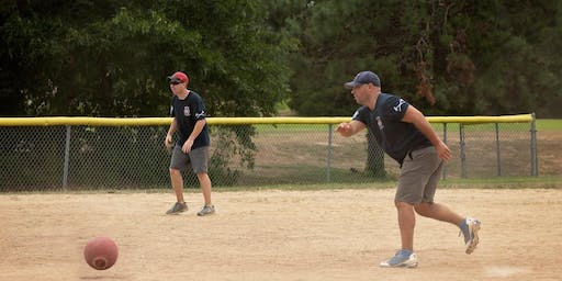 Seekonk Firefighter's Local 1931 Kickball Tournament