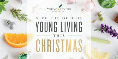 Essential Oil Christmas Gift Sets for SALE!