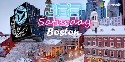 D365 Saturday - Boston, MA 2019
