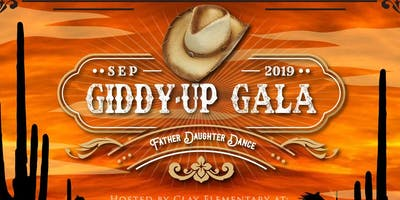 2019 Giddy Up Gala SEP Father Daughter Dance