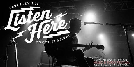 Fayetteville Roots Festival 2019 tickets