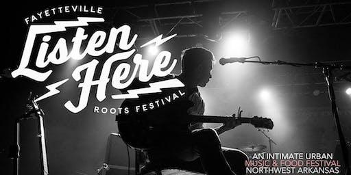 Fayetteville Roots Festival 2019