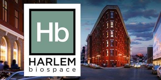 Harlem Biospace Fellows Meeting | October 2019