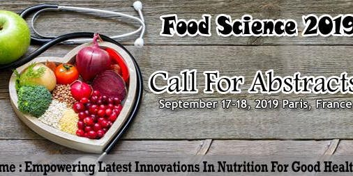 Euro Global Conference On Food Science & Nutrition