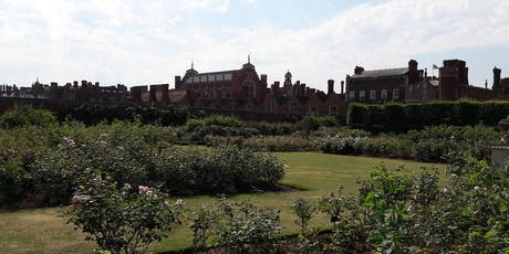 A weekend day trip to Hampton Court Palace tickets