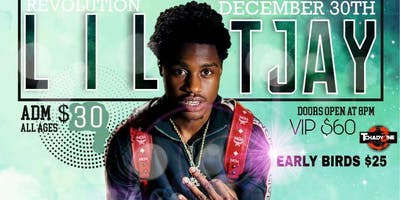 LIL TJAY LIVE IN CONCERT - Amityville - December Sunday 30