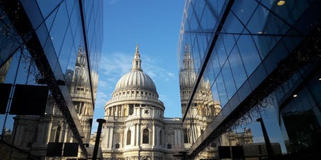 A walk around Christopher Wren's City of London tickets