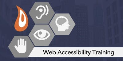 Web Accessibility Training for Appointed Contacts ONLINE (1 day)