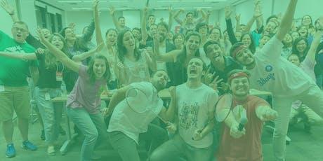 Techstars Startup Weekend Christchurch - September 27 tickets