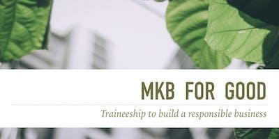 MKB for Good - duurzame innovatie in het MKB