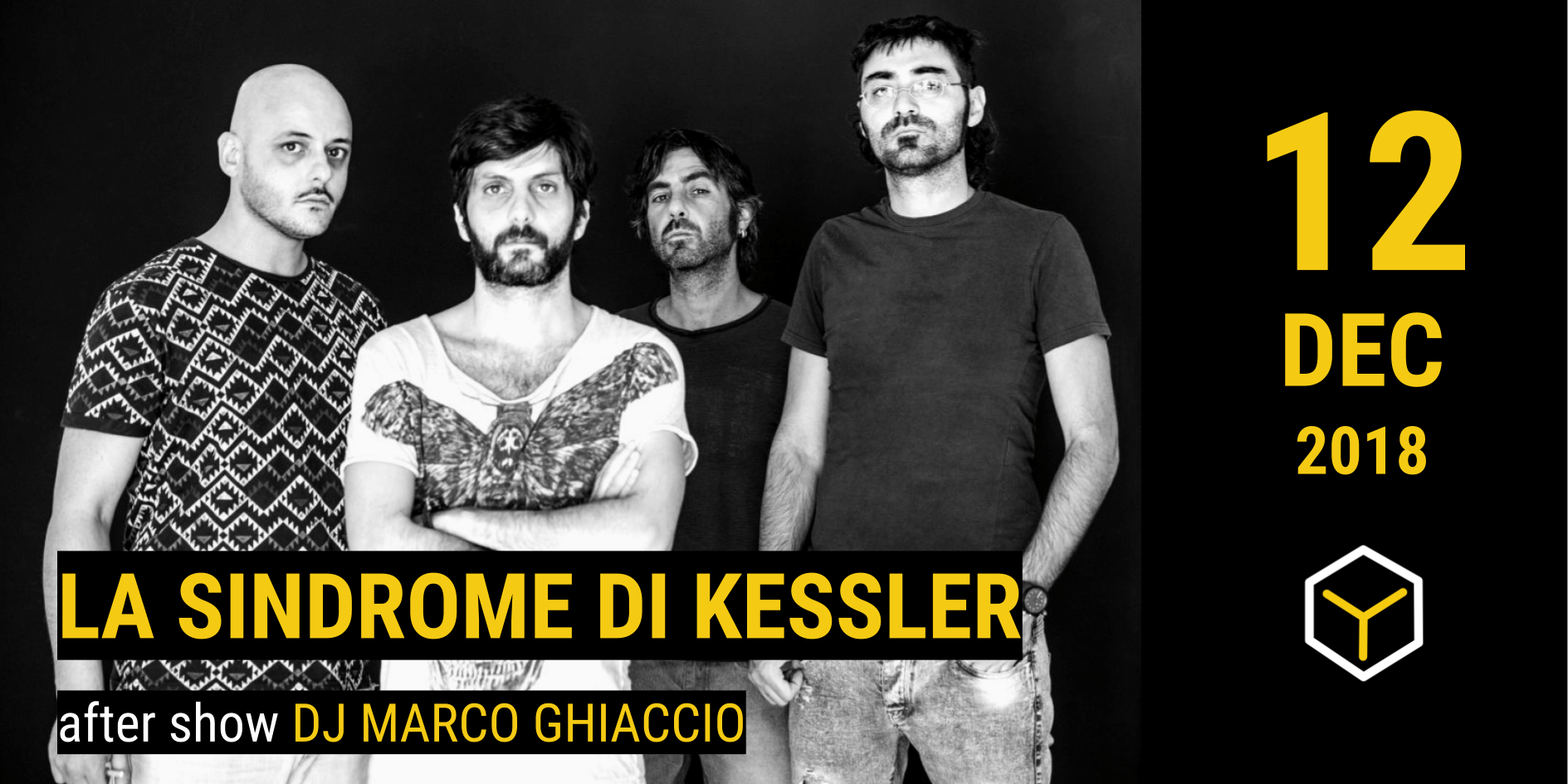 La Sindrome di Kessler - The Yellow Bar