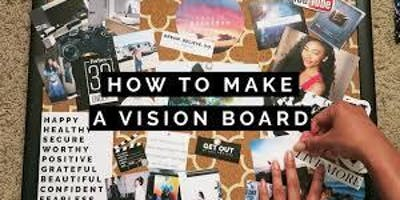 Creative Vision Board Workshop