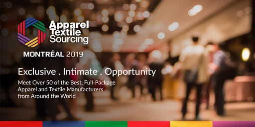 Apparel Textile Sourcing Montréal | Matchmaking B2B Event