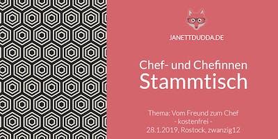 Chef-Stammtisch Rostock