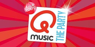 Qmusic the Party - 4uur FOUT! in Berg en Dal (Gelderland) 5-10-2019
