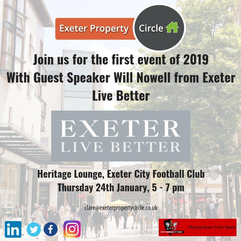 Exeter Property Circle January