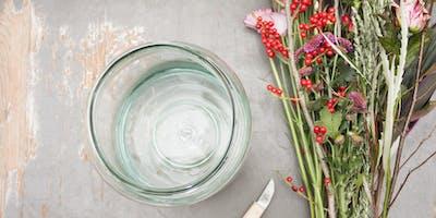 bloomon blomsterbindings-workshop 10. januar | Skanderborg, Designmejeriet