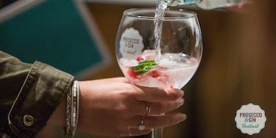 Prosecco and Gin Festival Birmingham