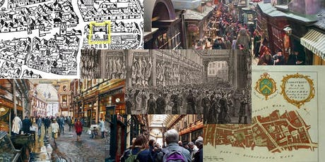 LEADENHALL MARKET - Walks by City of London Guides tickets