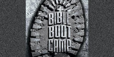 Bible Boot Camp 1 - Monday