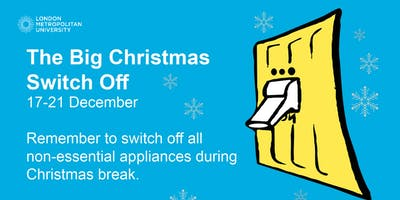 The Big Christmas Switch Off