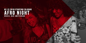 Afro Night Amsterdam - Official Grand Opening