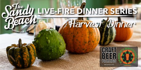 Harvest  Live-Fire Dinner tickets