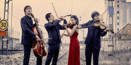 Meistersolisten im Isartal 4/2019: Quartet Gerhard Tickets