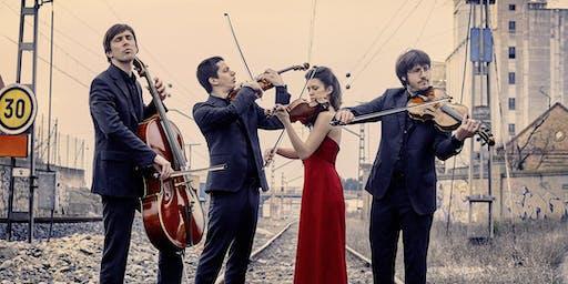 Meistersolisten im Isartal 4/2019: Quartet Gerhard