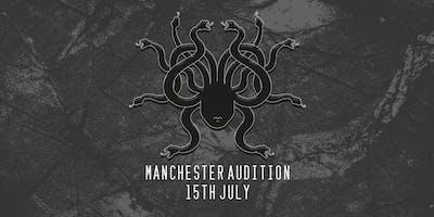 Revolt Union: Manchester Audition