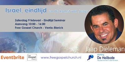 Eindtijd seminar met Jaap Dieleman