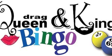 Drag Queen & King Bingo 06/22/19 - Donate 4 Kidz tickets