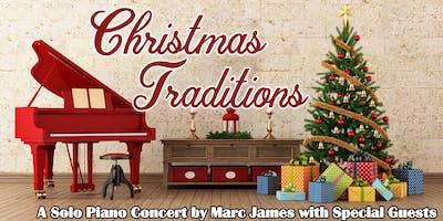 Christmas Traditions Piano Concert for Niagara Senior Center