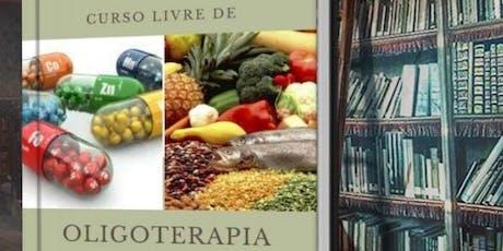 Curso livre Oligoterapia ingressos