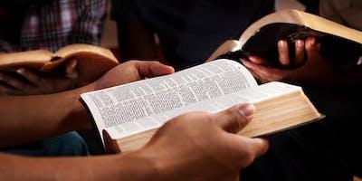 Men's Saturday Morning Bible Study