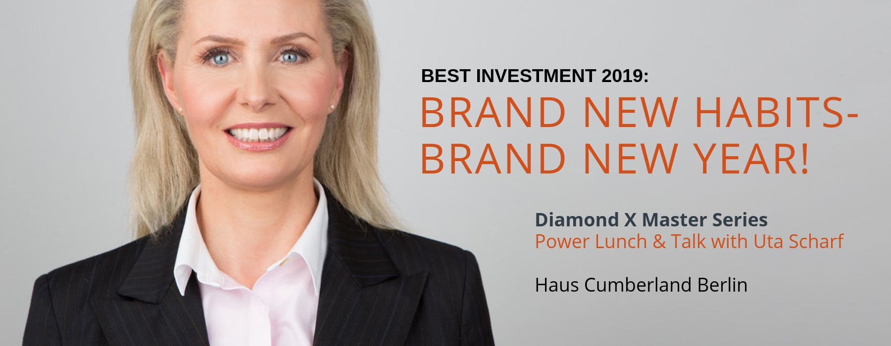 Best Investment 2019: Brand New Habits for a Brand New Year!
