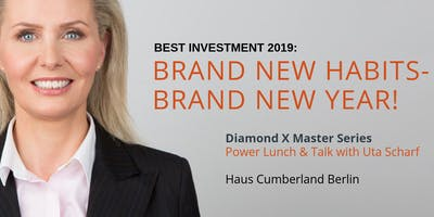 Best Investment 2019: Brand New Habits for a Brand