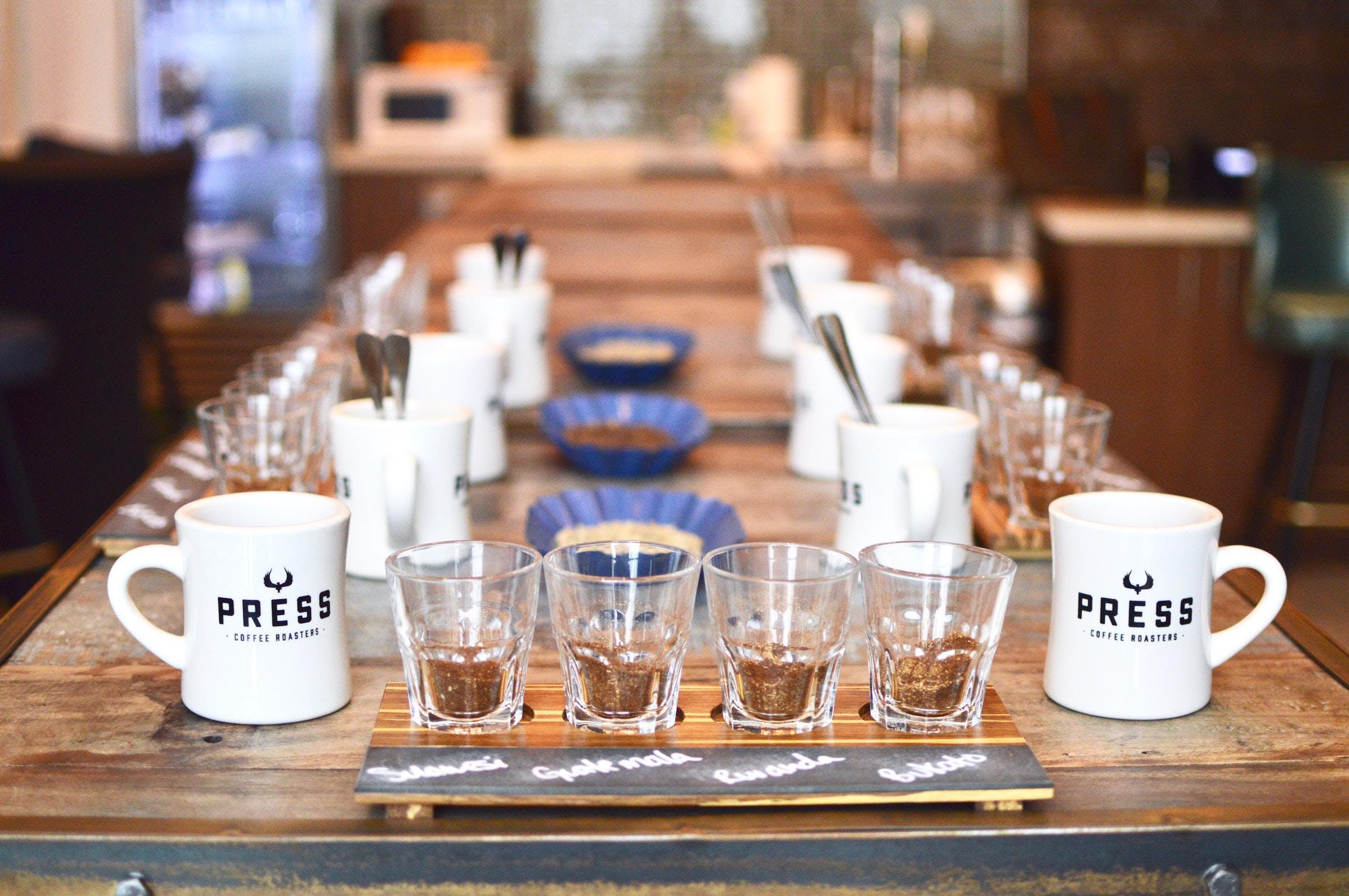 Coffee 101 - Scottsdale Quarter
