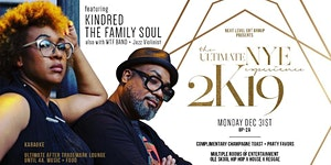 Kindred & The Family Soul Live @ The Ultimate New...