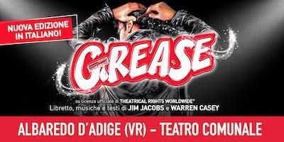 Grease, il Musical - Albaredo d'Adige (VR) - 23 MARZO