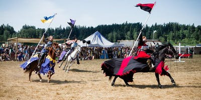 Washington Midsummer Renaissance Faire   **August 3-4, 10-11, 17-18, 2019**