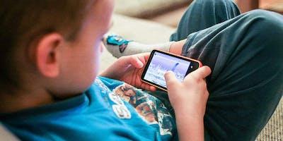 Oedoedegijda-sessie over kinderen en hun schermen