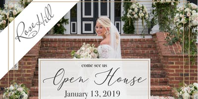Open House at Rose Hill