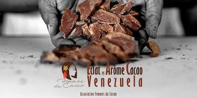 """Présentation livre \""""Éclats et Arôme Cacao\"""" et lancement de \""""La Cacaotera\"""""""