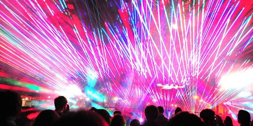 14th Annual Christmas Laser Spectacular - Canonsburg