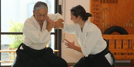 Hoa Newens Aikido Seminar tickets