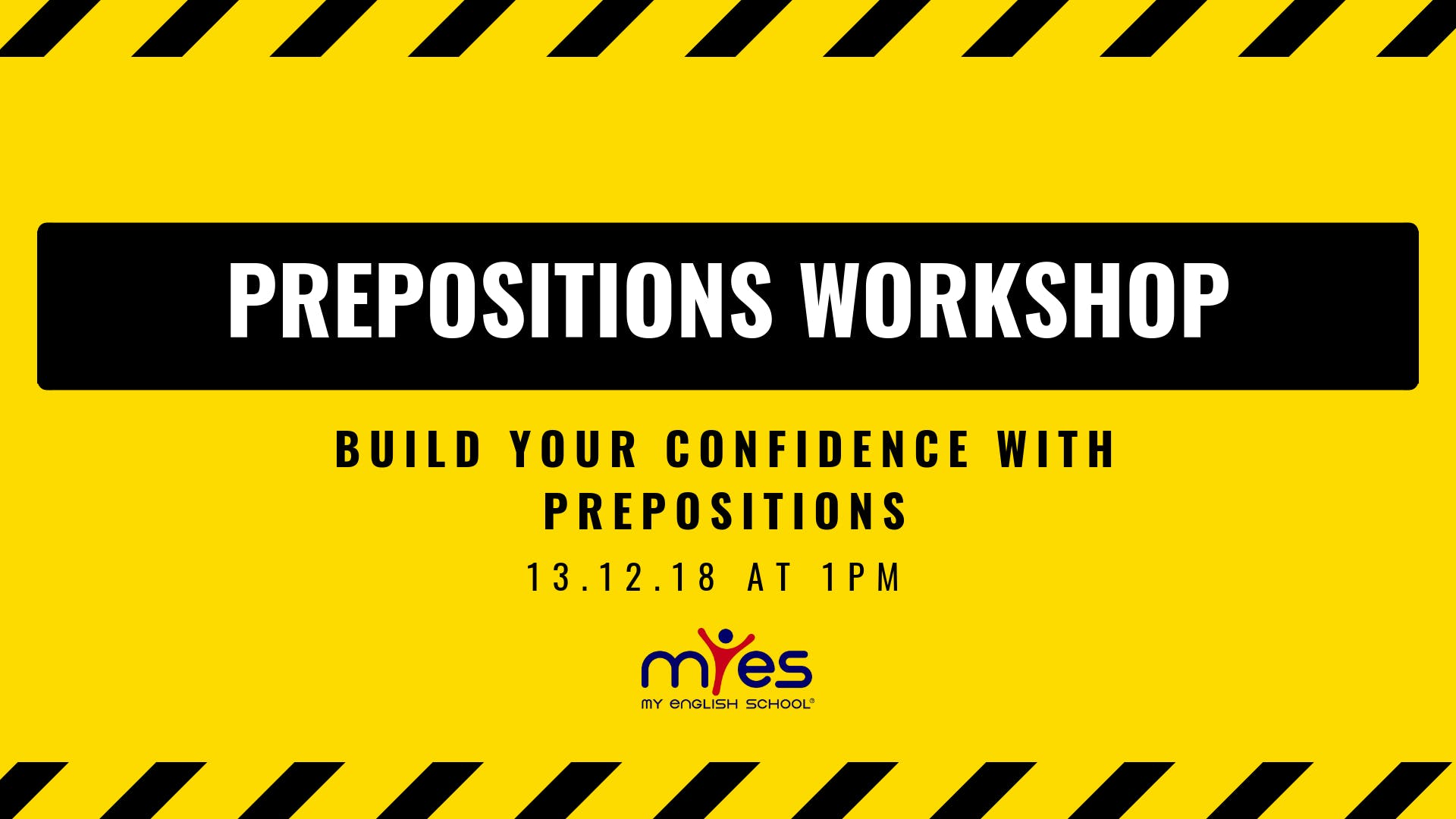 Prepositions' Workshop