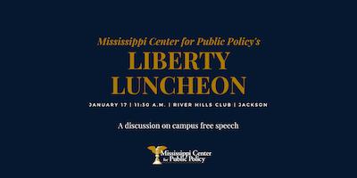 Liberty Luncheon: Campus free speech